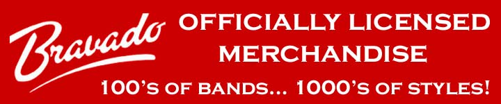 Wholesale Bravado Band Merchandise