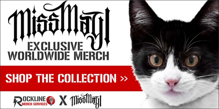New Wholesale Miss May I T-Shirts and Merchandise - Rockline Merch Services