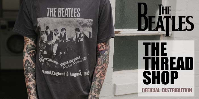 Wholesale Beatles T-Shirts - Sony Thread Shop Official Distributor